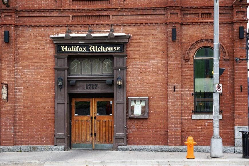 No shortage of pubs in Halifax