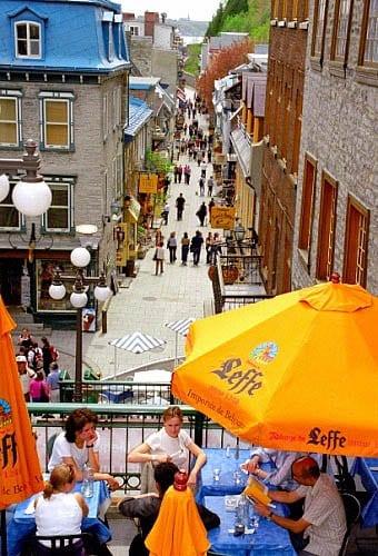 """""""Old Quebec City"""""""