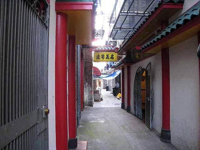 """""""Old Chinatown Lane"""""""