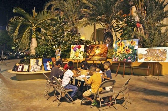 """""""San Jose art demos for kids"""""""