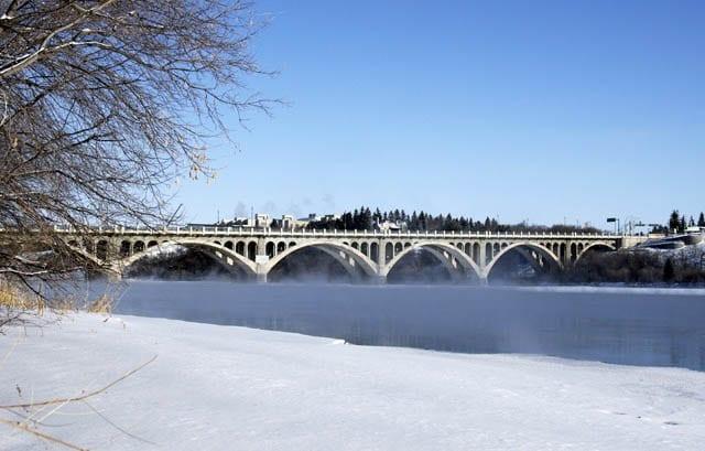 """The pretty University Bridge"""