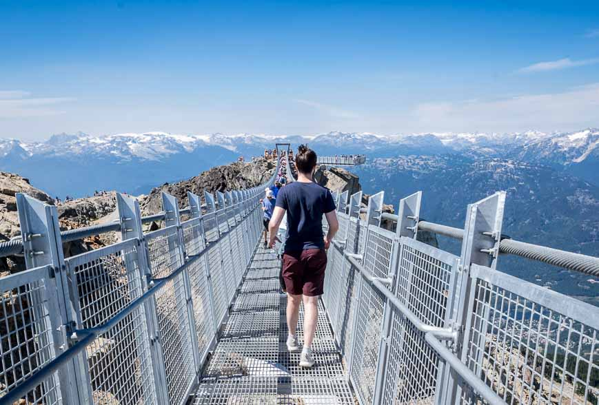 36 Hours In Whistler – In The Summer