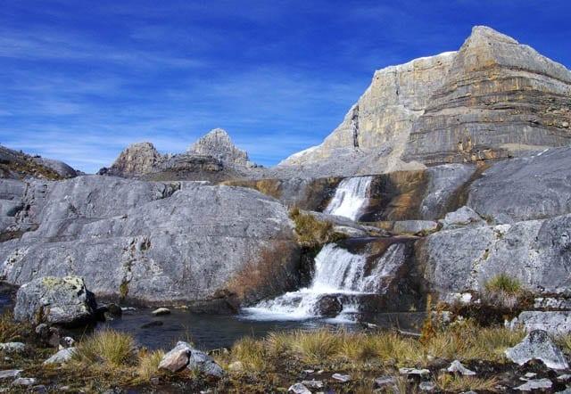 """A pretty set of waterfalls"""