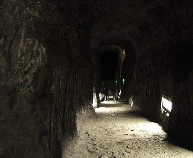 """""""Walking underground """""""