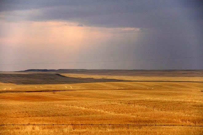 """""""Big skies of Grasslands National Park"""""""