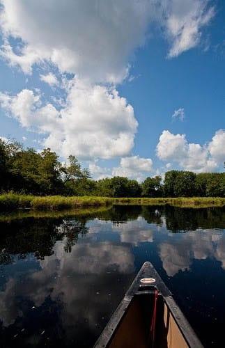 """Kejimkujik National Park canoeing"""