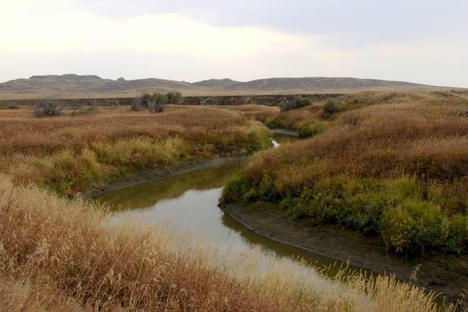 """""""small prairie river"""""""