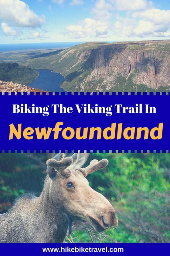 A Biking Adventure: Deer Lake to St Anthony, Newfoundland