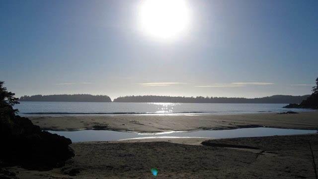 """""""Beach near Middle Beach Lodge"""""""