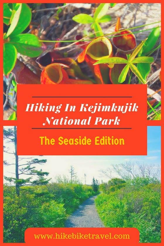 Hiking in Kejimkujik National Park - The Seaside Edition