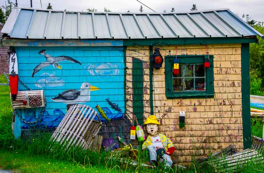 Facts about Nova Scotia - the locals are particularly crafty