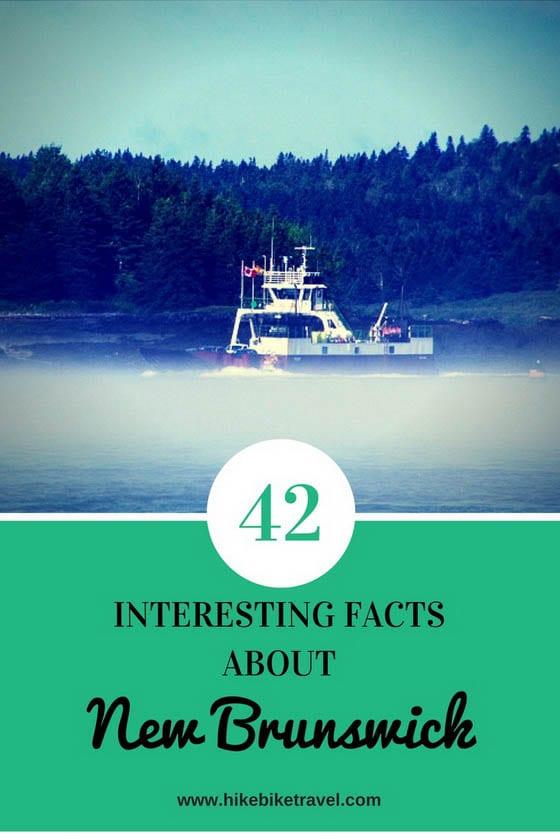 42 Interesting Facts About New Brunswick