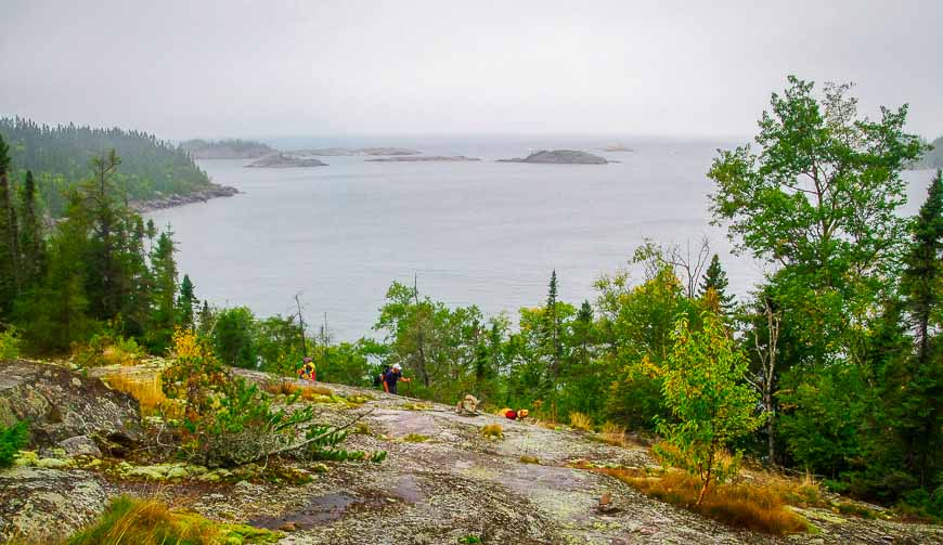 Hiking The Coastal Trail In Pukaskwa National Park