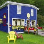 """""""Pretty little gift shop on the way to the Fundy Trail"""""""