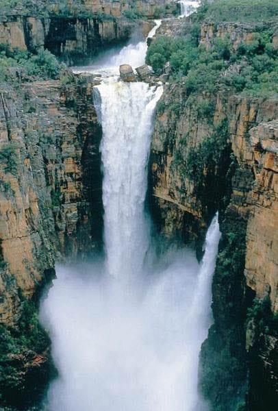 """""""Jim Jim Falls in Australia"""""""