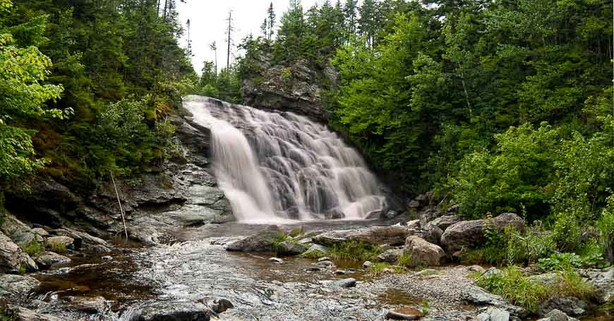 Laverty Falls - Photo credit: mrbanjo1138 on Flickr