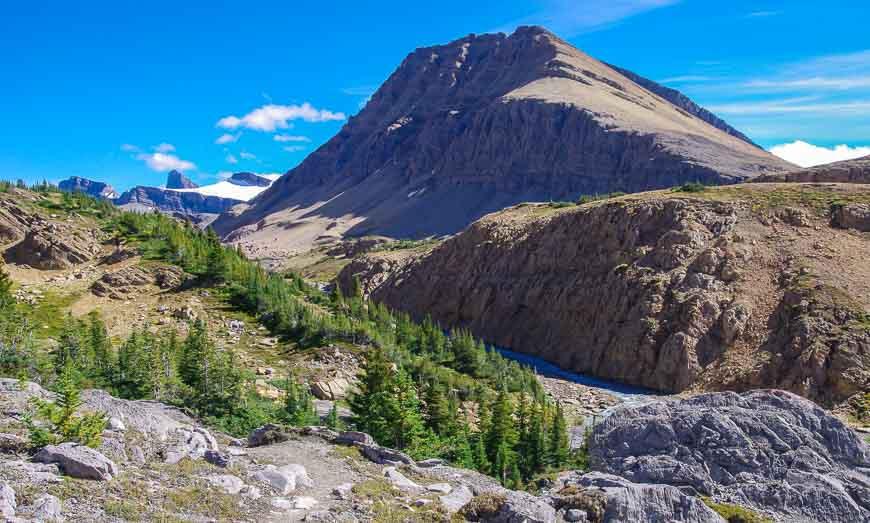 Banff hikes - Nigel Pass