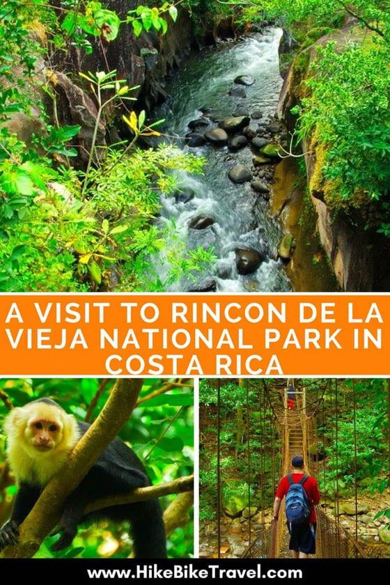 A Visit to Rincon de la Vieja National Park in Costa Rica