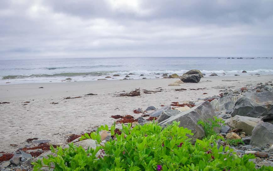 Empty beaches on the Aspotogan Peninsula