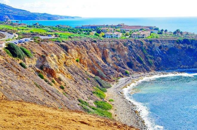 """A view of the Terranea Resort"""
