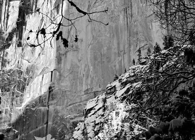 In Ansel Adams Footsteps: My B & W Experience in Yosemite NP