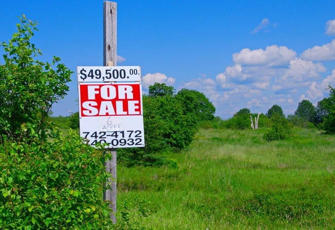 """Unfortunately you see far too many For Sale signs in rural Nova Scotia"""