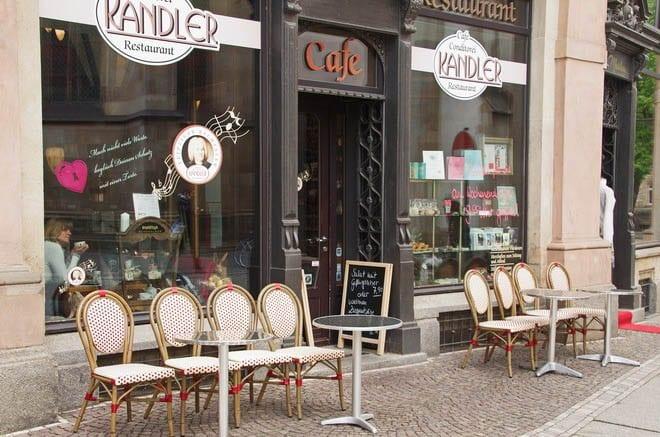 Dating cafe leipzig
