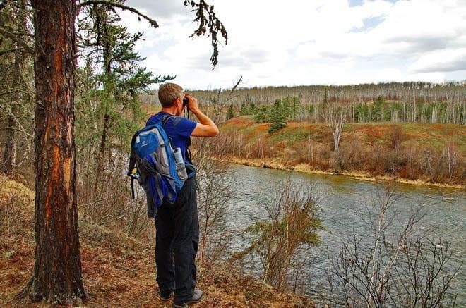 Beautiful Views From The Boreal Trail Hike In Saskatchewan