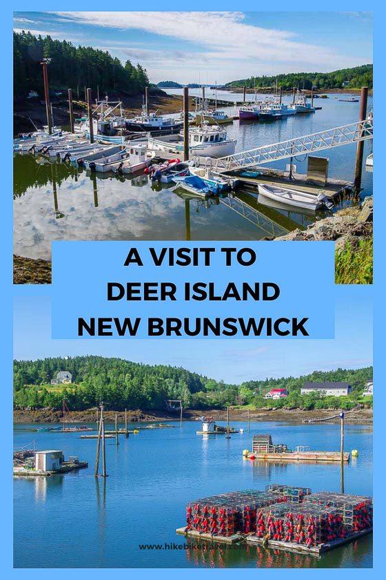 A visit to Deer Island, New Brunswick