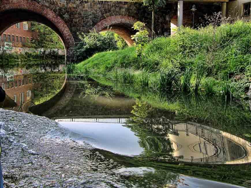 The Karl Heine Canal in Leipzig - Photo credit: Caro Sodar from Pixabay