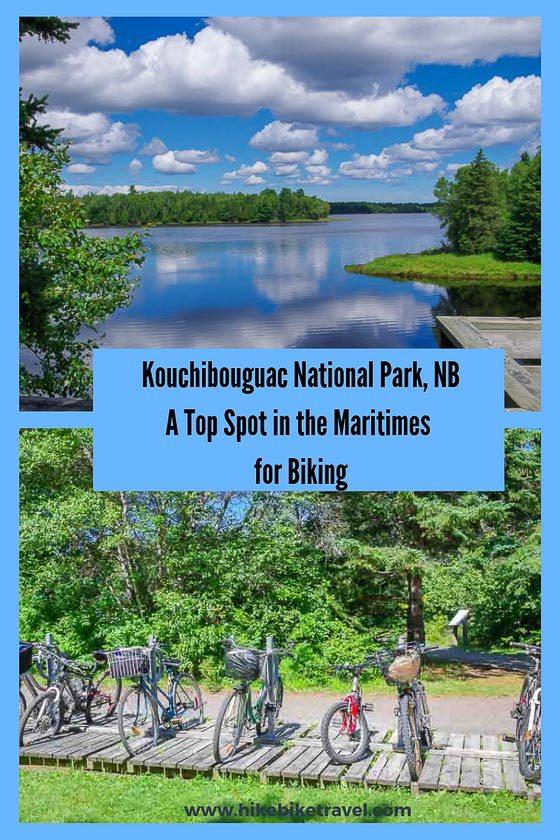 Kouchibouguac National Park biking