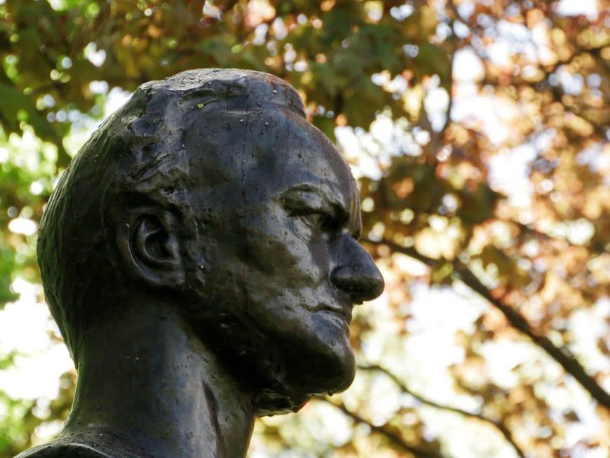 Famed composer Richard Wagner was born in Leipzig