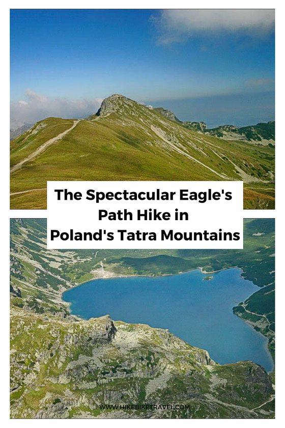 Eagle's Path hike in Poland's Tatra Mountains