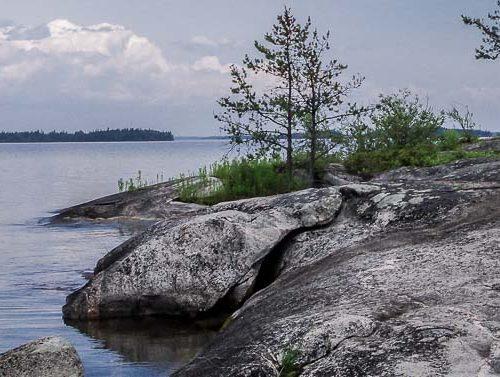 Nut Point Trail in Lac la Ronge Provincial Park