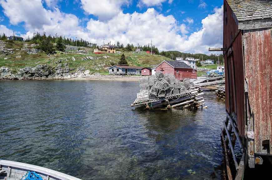 Picturesque Trinity Bay