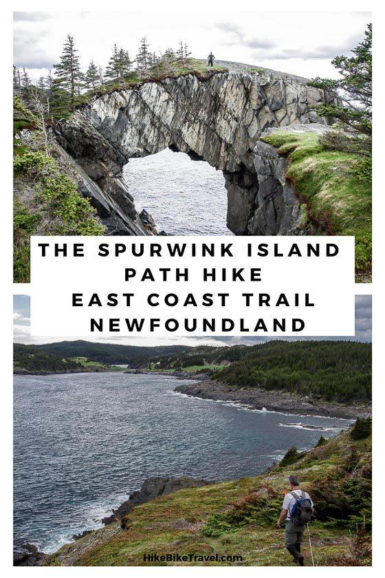 Spurwink Island Path hike, East Coast Trail, Newfoundland