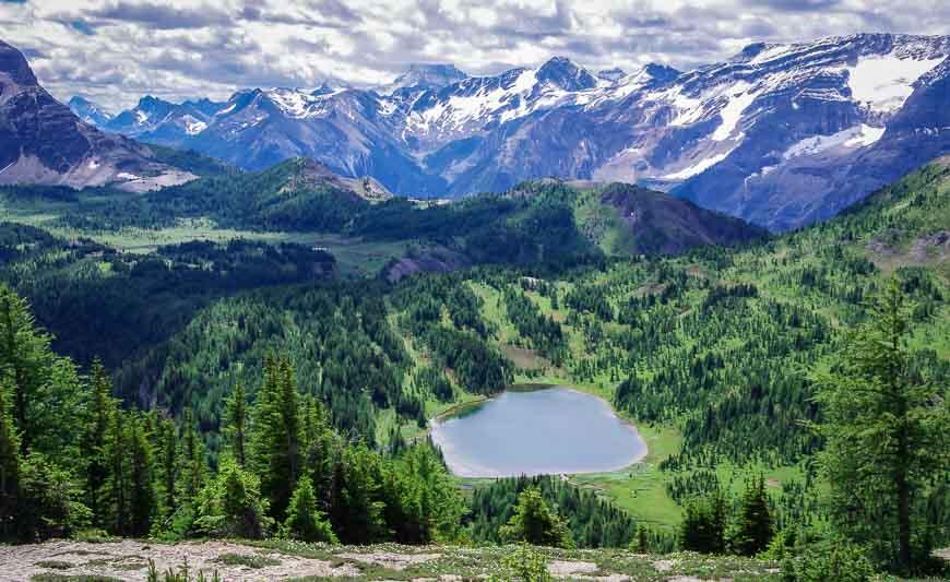Banff hikes should include Howard Douglas Lake