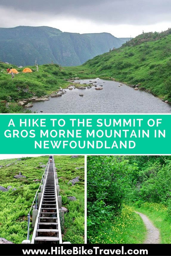 A Hike to the Summit of Gros Morne Mountain in Newfoundland