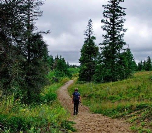 """Spirit Sands Trail, Manitoba"""