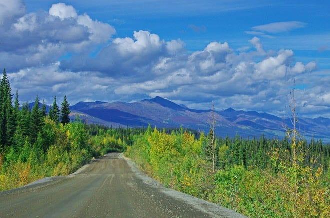 """Dempster Highway, Yukon"""