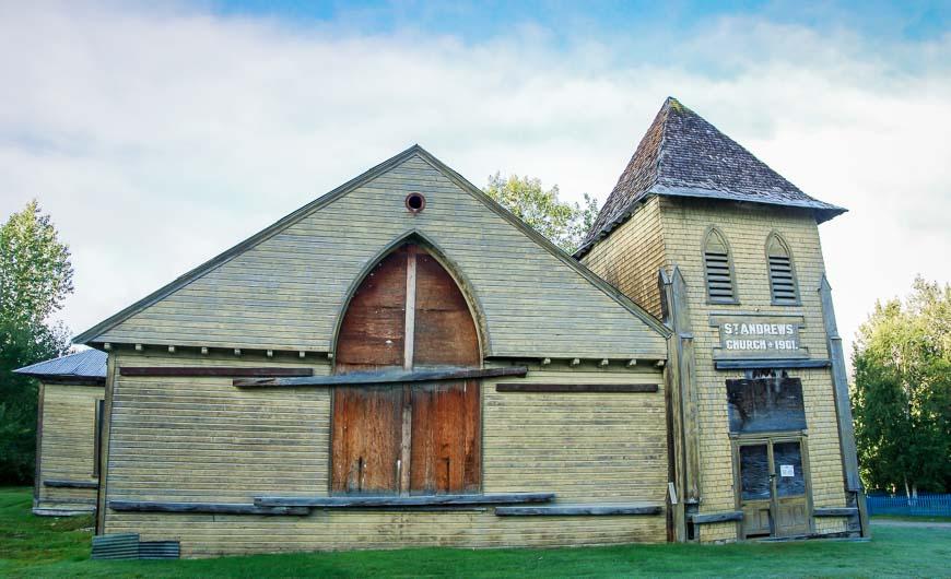 St. Andrews Church - Circa 1901