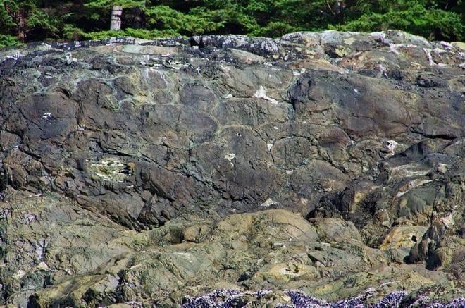 """pillow basalt on Haida Gwaii"""