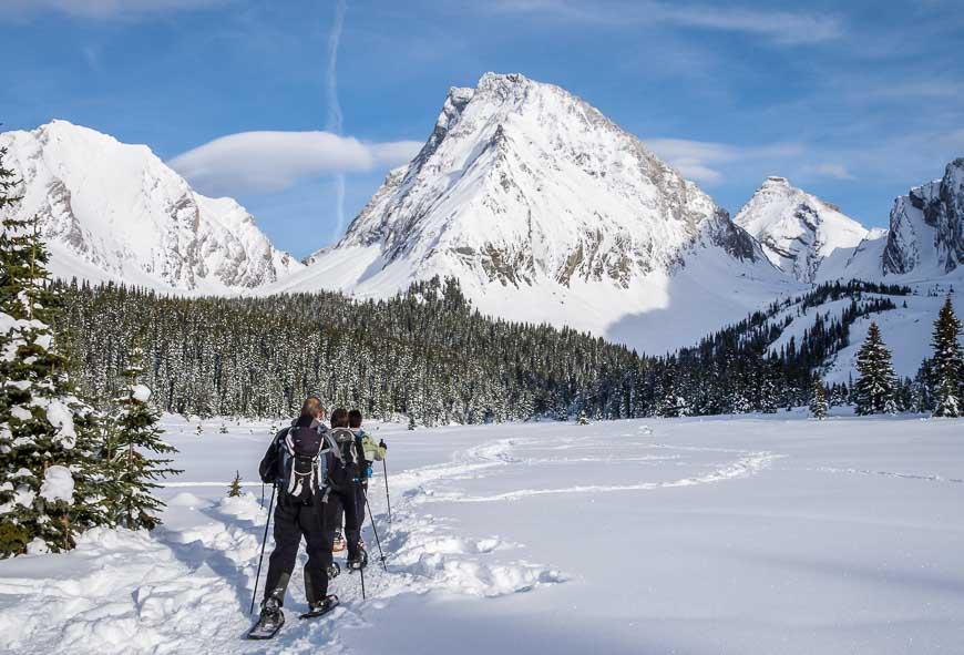 Mountain scenery near Chester Lake