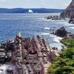 Beautiful, wild, rugged scenery on the East Coast Trail