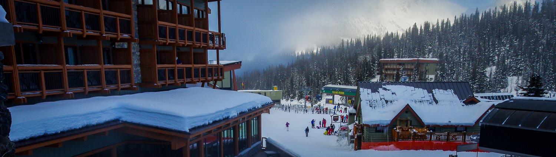 A Stay at Sunshine Mountain Lodge