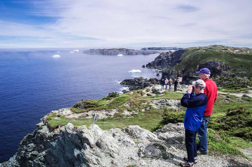 Views near the Long Point Lighthouse