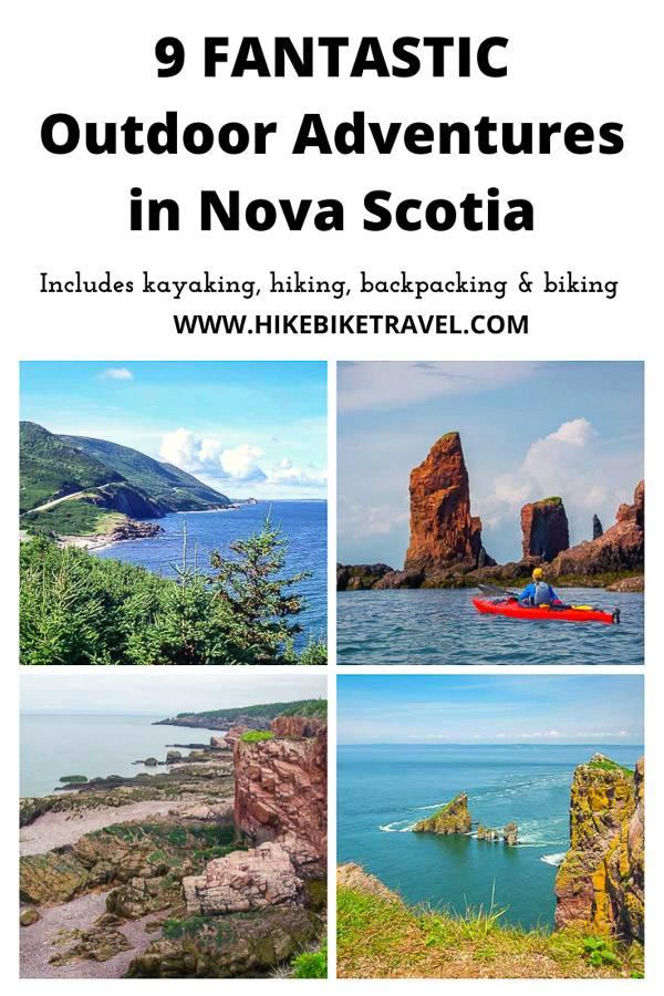 9 fantastic outdoor adventures in Nova Scotia