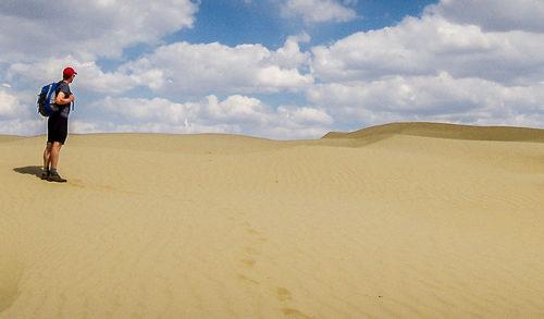 Great Sandhills in Saskatchewan