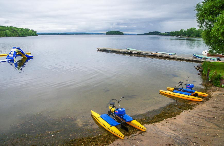 There's plenty to do at the Elmhirst's Resort