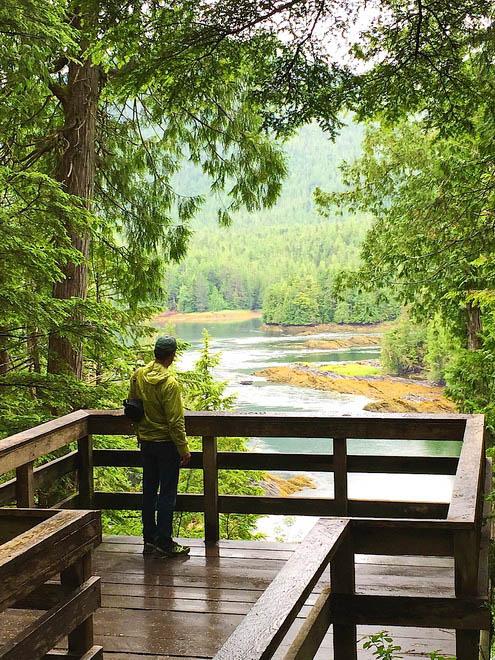 Butze Rapids interpretative hike offers views of the shifting tides.